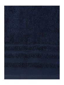 Casa Couture Classic Luxury Towel Range In Midnight