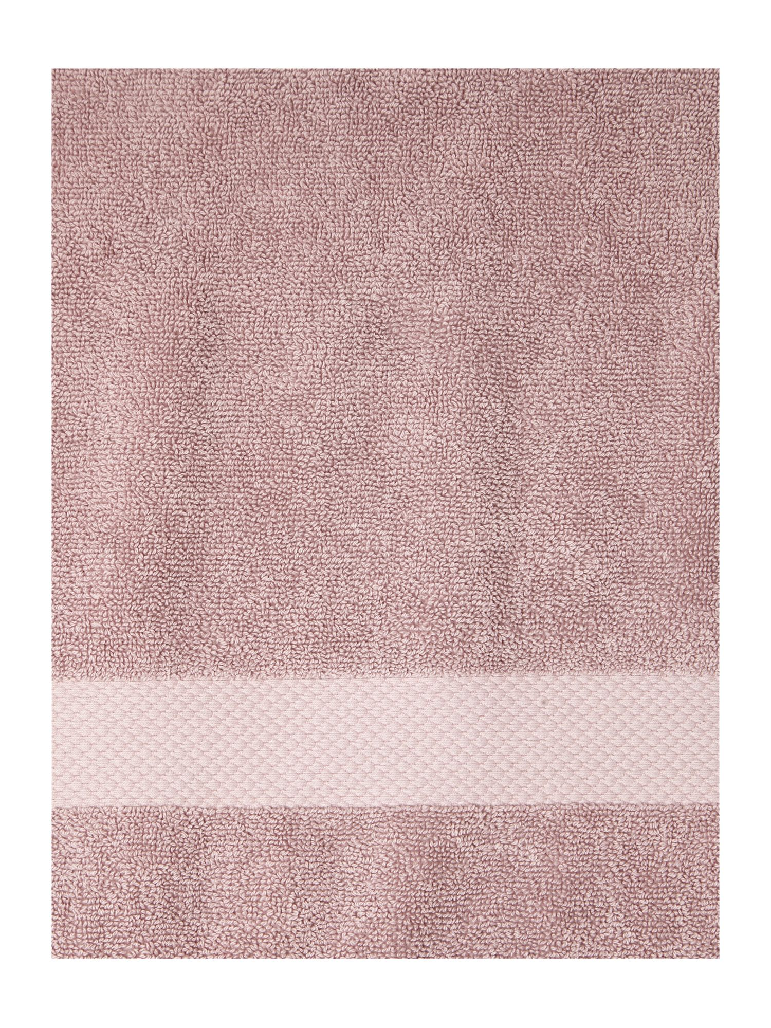 Egyptian cotton blush towels