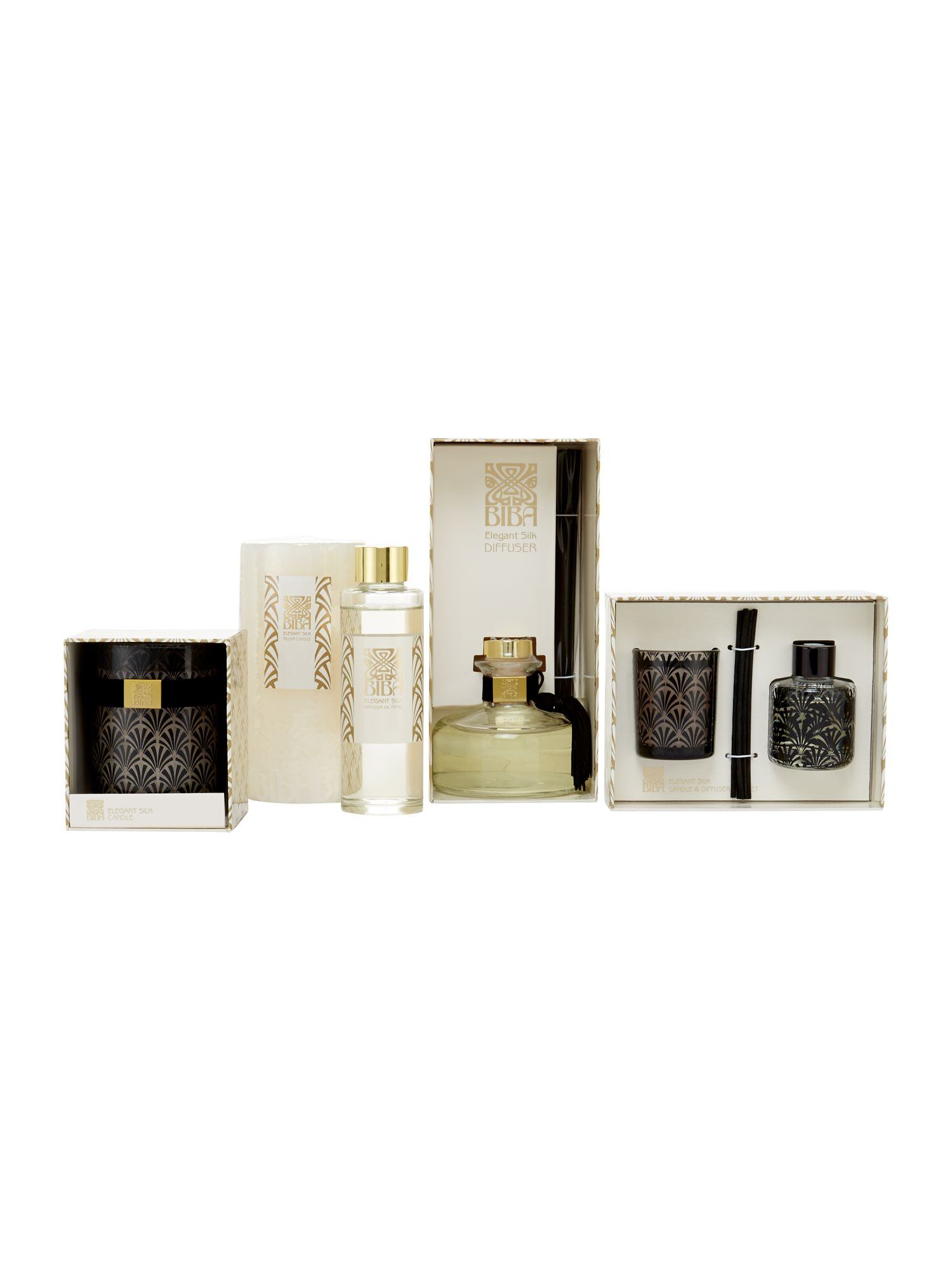 Elegant Silk Fragrance