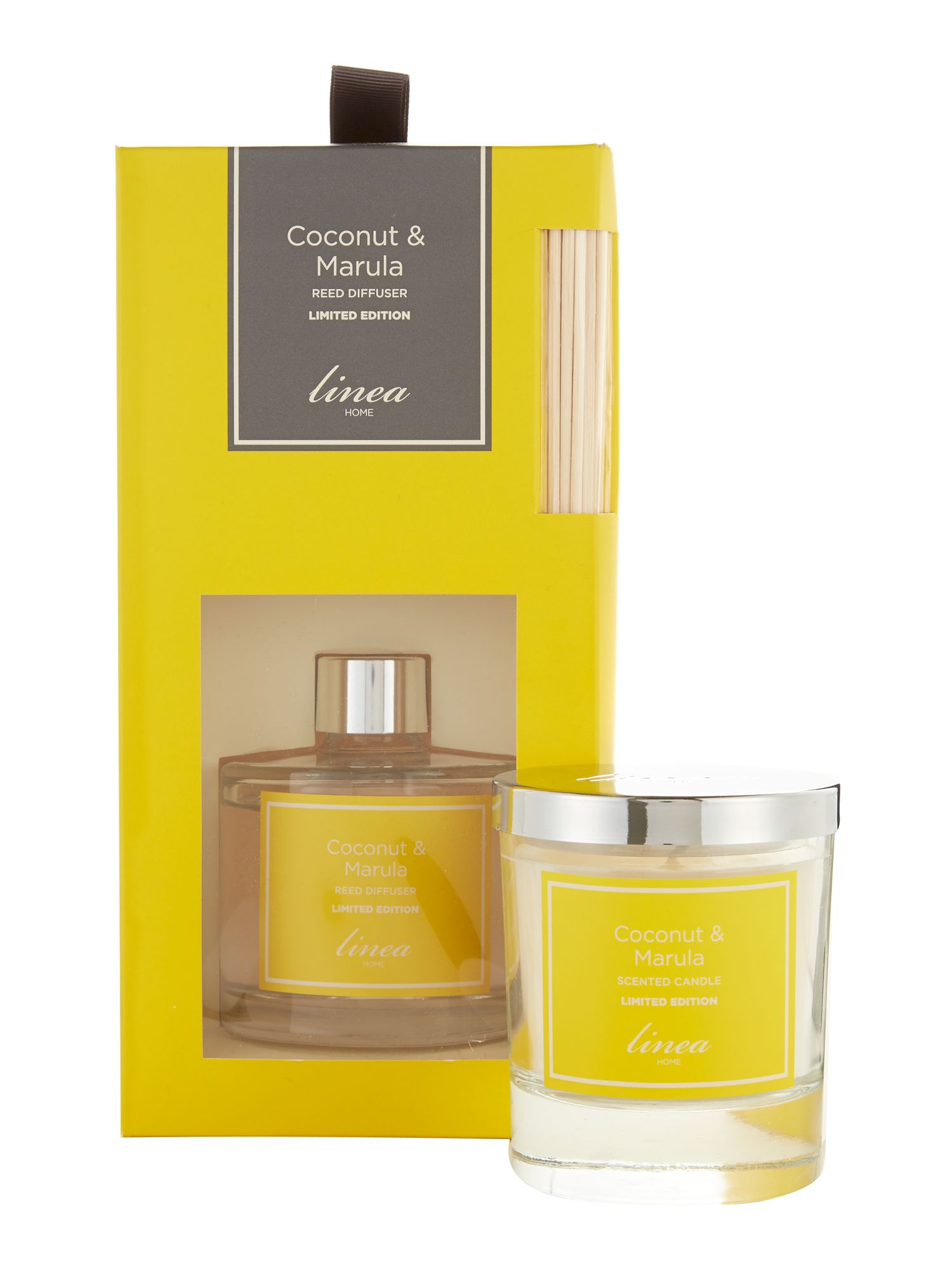 Coconut and Marula Fragrance