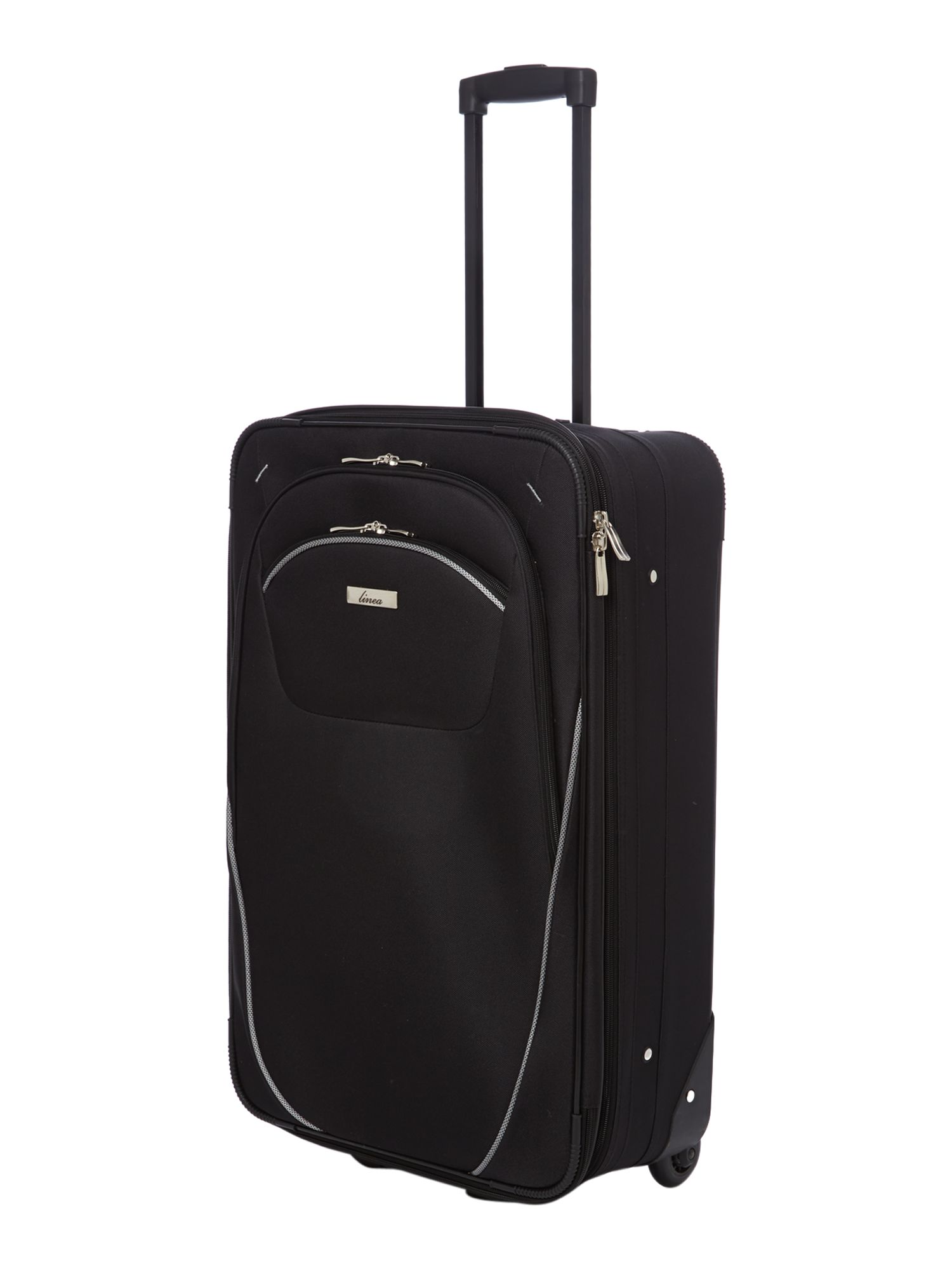 Brixham black luggage range