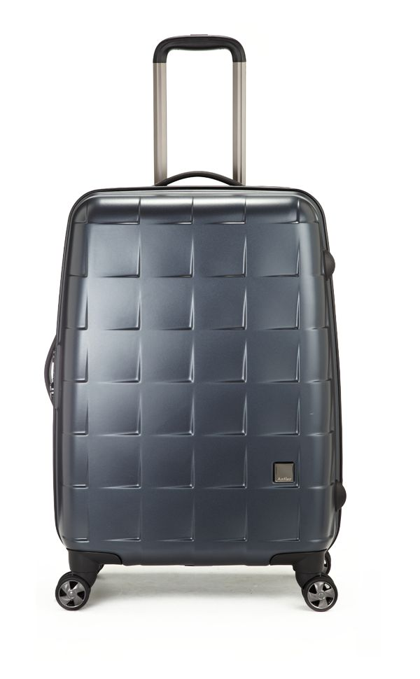 Camden Charcoal luggage range