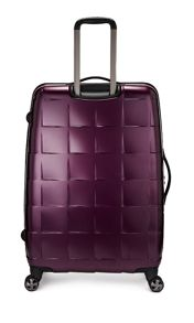 Camden Matt blueberry cabin suitcase