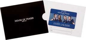 House of Fraser Estee Lauder Gift Card