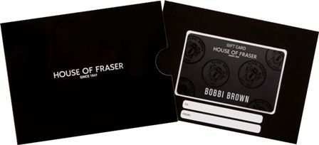 Bobbi Brown Gift Card