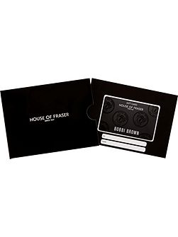 £25 Bobbi Brown Beauty Gift Card