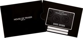 House of Fraser Bobbi Brown Gift Card
