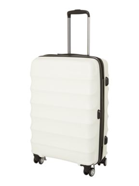 Antler Juno white luggage range