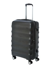 Antler Juno black luggage range
