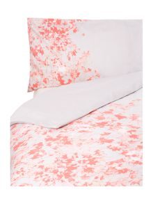 Elodie floral grey bed linen