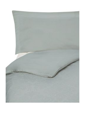 Luxury Hotel Collection Damask  soft blue bed linen