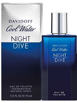 Cool Water Man Night Dive Eau de Toilette