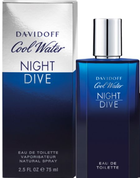 Davidoff Cool Water Man Night Dive Eau de Toilette 75ml