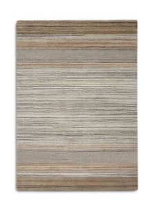 Plantation Rug Co. Simply Natural 100% Wool Rugs - Striped