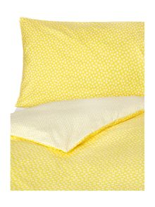 Yves Delorme Unpeu jaune fitted sheet single