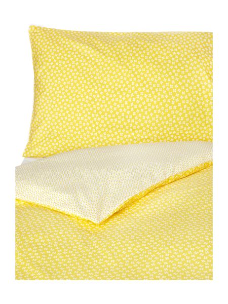 Yves Delorme Unpeu jaune pillowcase square