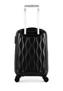 Liquis black luggage range