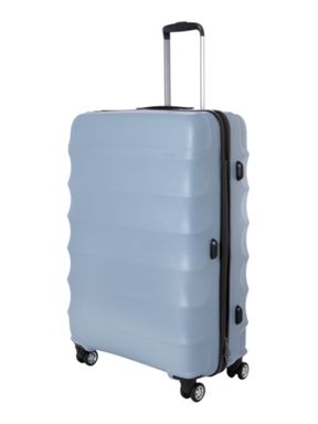 Antler Juno light blue luggage range