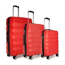 Antler Juno red luggage range