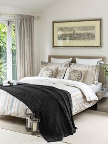 Henley nautical bed linen