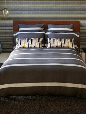 Harlequin Momentum Collection cable bed linen