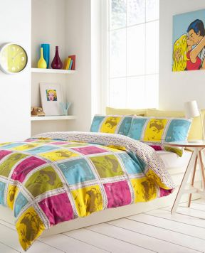 hashtagBedding Wall of fame bed linen set