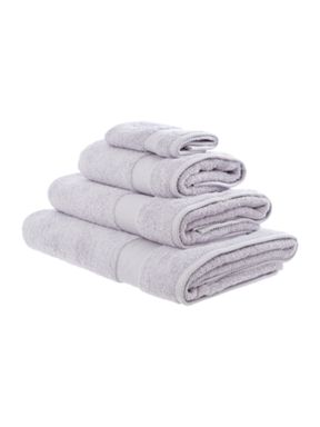 Linea Egyptian towel range in heather