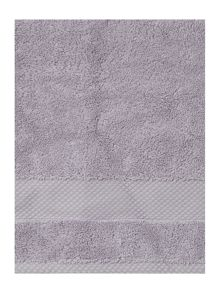 Egyptian towel range in heather