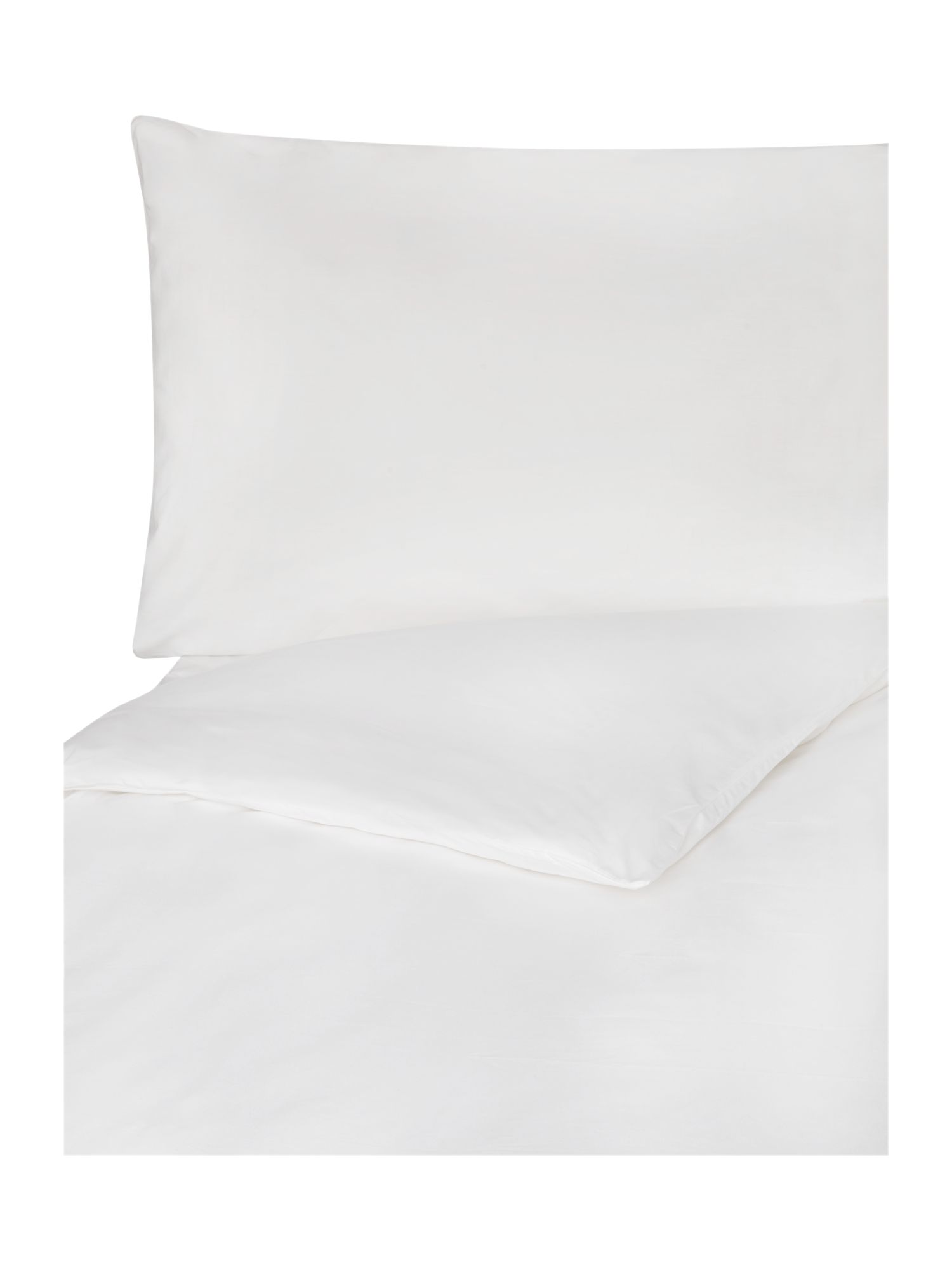 Egyptian white 200thread count king d cover