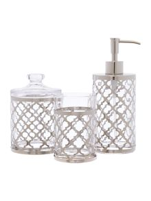 Fretwork Bathroom Collection