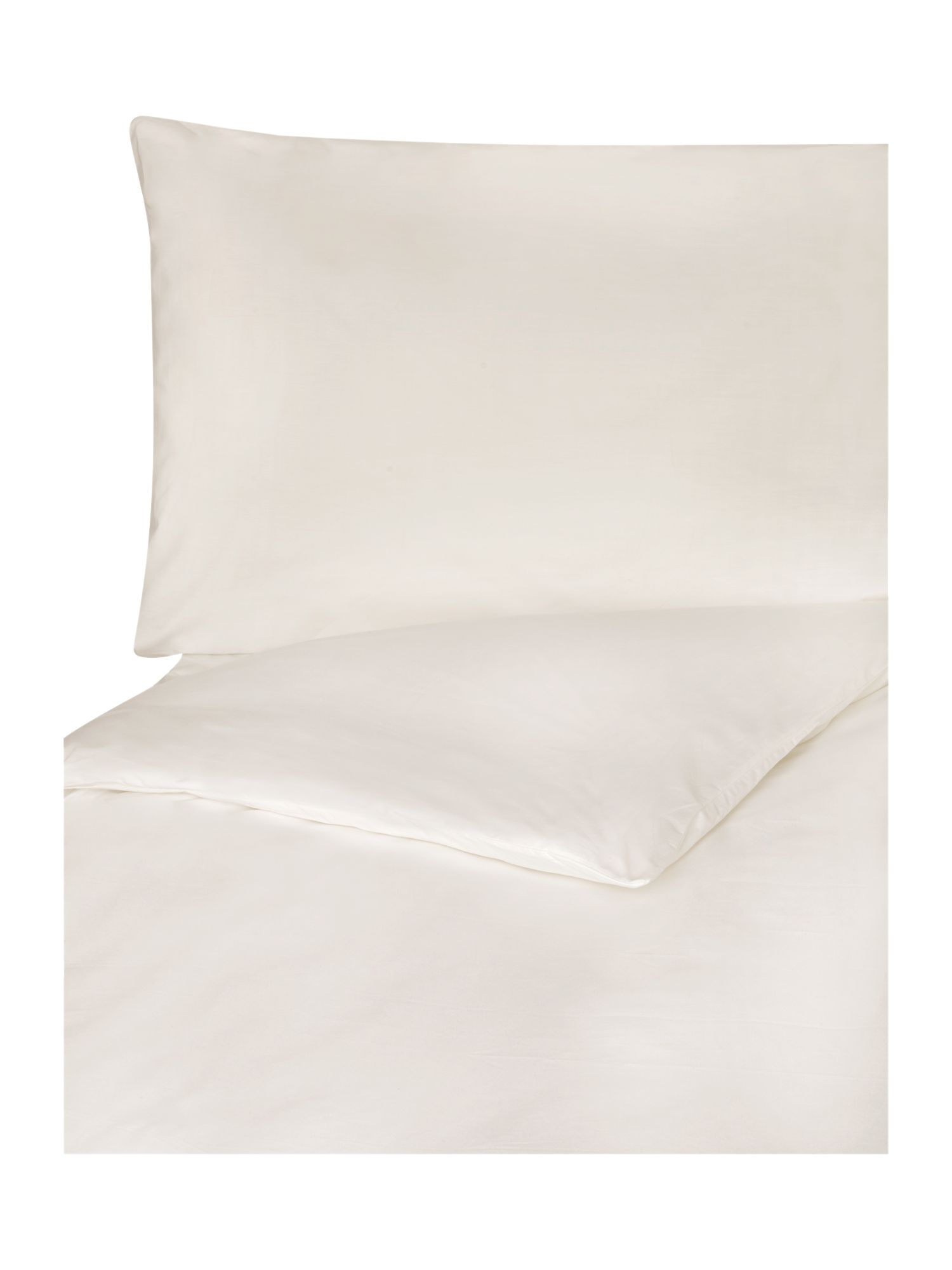 Egyptian ivory 200 thread count double flat sheet