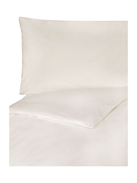 Linea Egyptian ivory square pillowcase