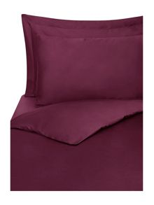 Linea supima purple bedding range