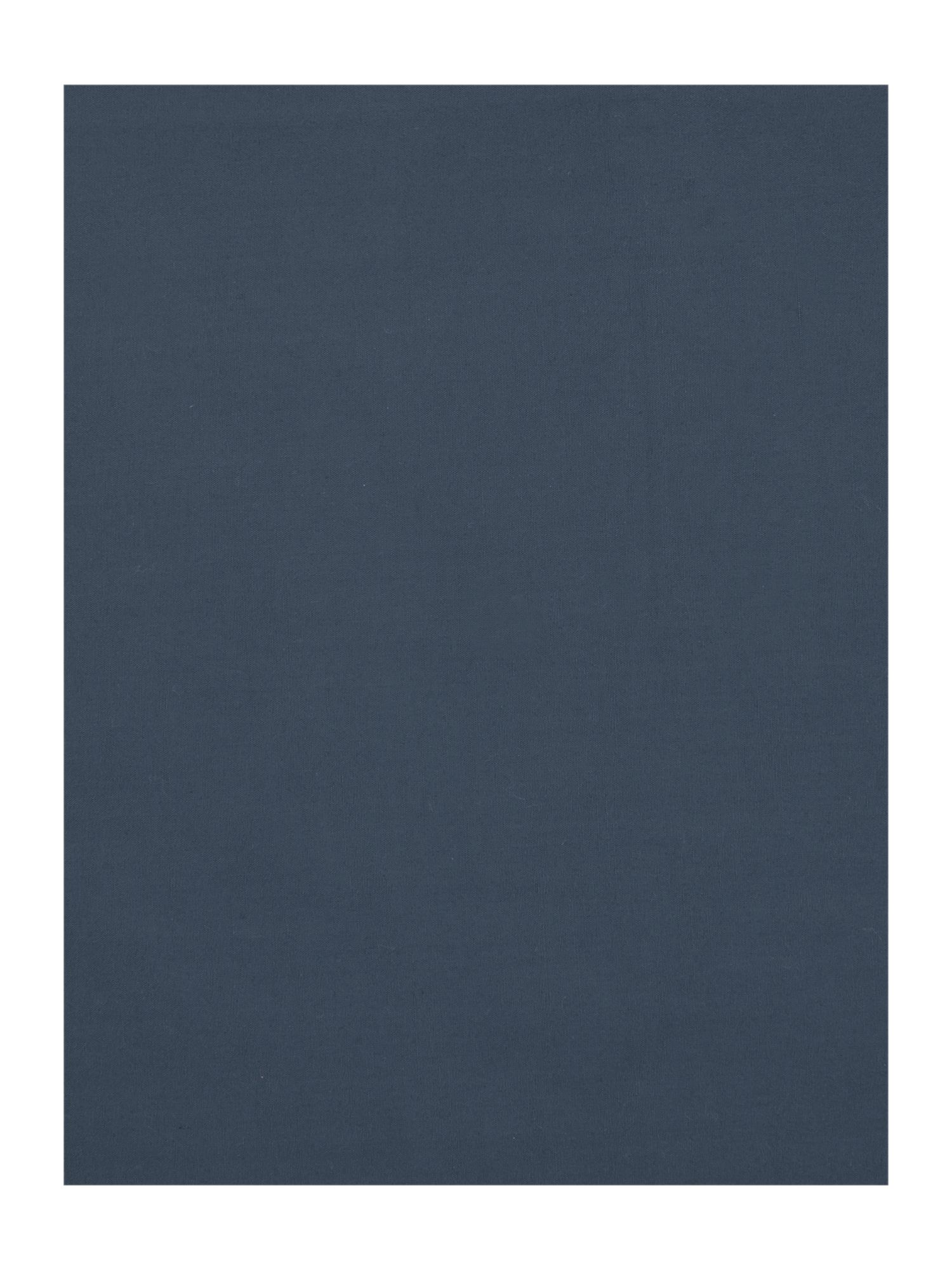 Egyptian cotton bedding range in indigo