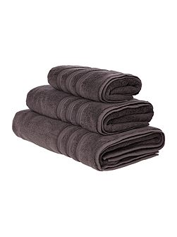 Hand Towel in Slate Grey