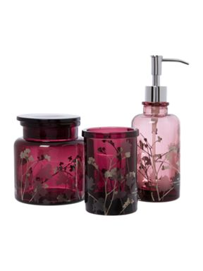 Pied a Terre Oriental blossom bathroom accessories