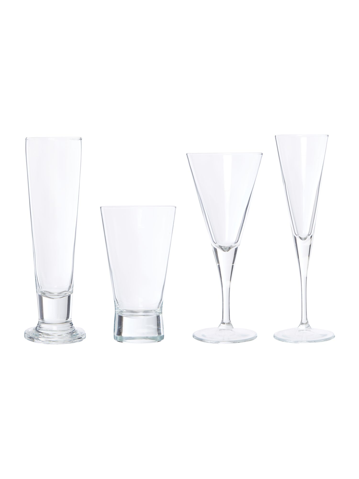 Vertigo Statement Glassware