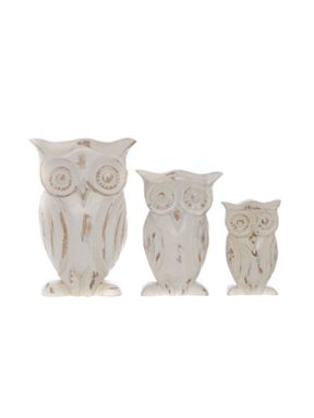Linea Wooden Owl collections
