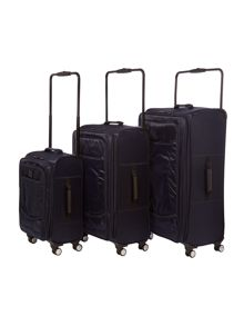 IT 08 Dark Sapphire 8w Luggage Set