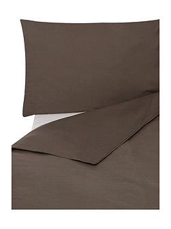 Egyptian pewter super king 200tc fitted sheet