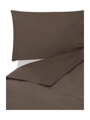 Linea Egyptian 200 thread pewter bedding range