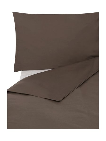 Linea Egyptian pewter king 200 thread count flat sheet