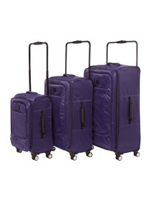 It 08 Orient Blue 8w Luggage Set