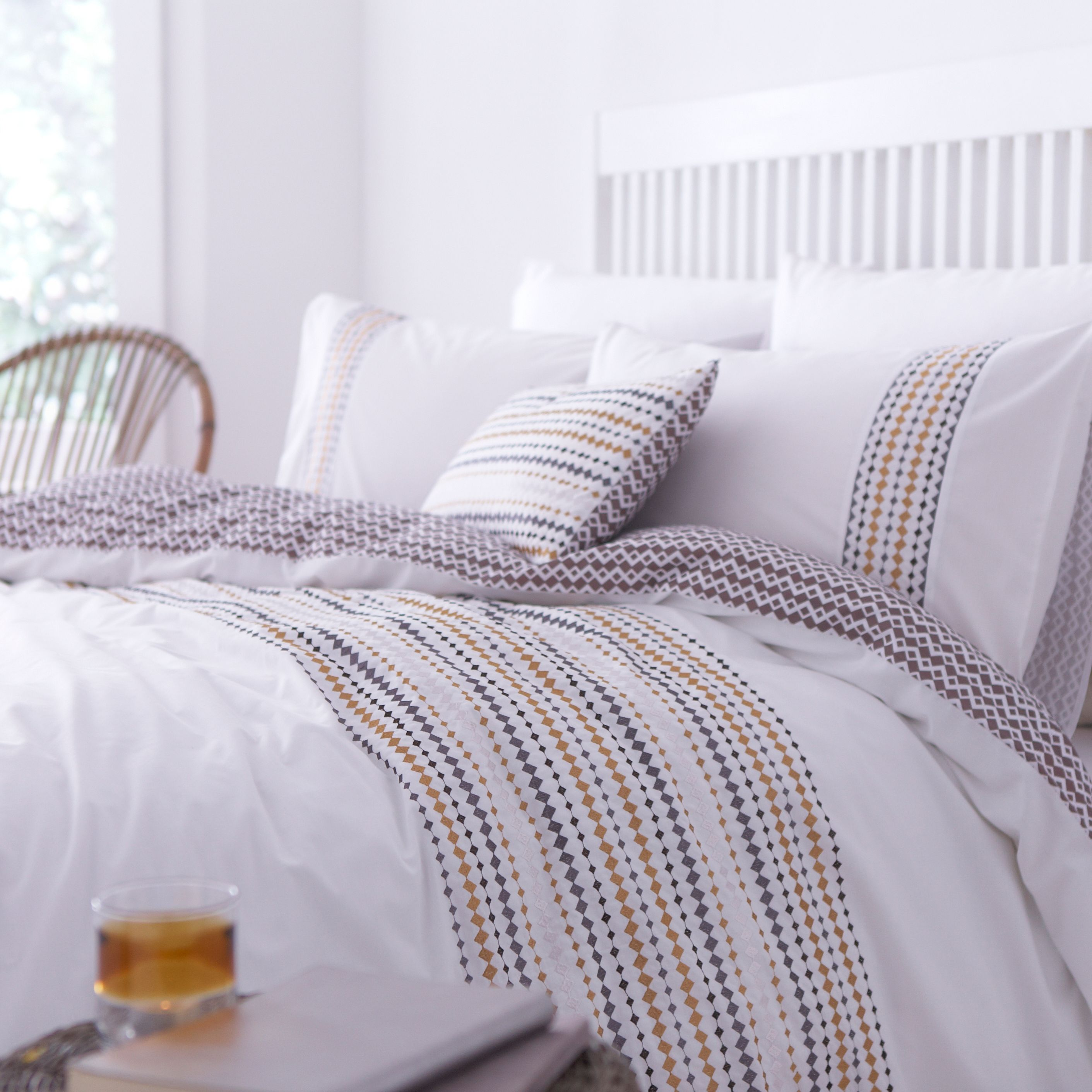 Tribal Luxe Bed Linen Range