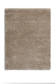 Plantation Rug Co. Purity Textures Shaggy Rug Range - Taupe