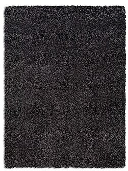 Purity Textures Shaggy Rug - 80x150 Anthracite
