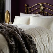 Animal Jacquard bedding collection