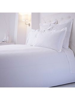 1000 thread count king flat sheet white