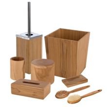 Move Teak Wood Bathroom Accessories