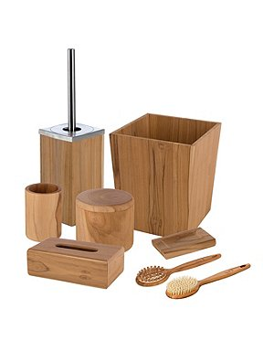 Move Teak Wood Bathroom Accessories House Of Fraser
